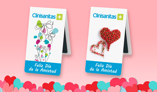Separadores - Regalos Empresariales para San Valentin